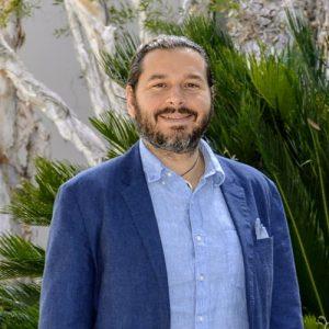 Dr. John Rettger, Psychologist